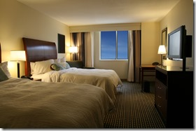 2 Bed Hotel Room