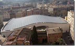 Rooftop Solar Vatican